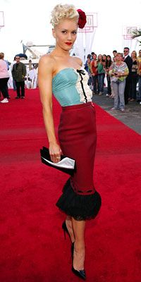 Gwen Stefani in Louis Vuitton - this outfit is my idea of perfection ...