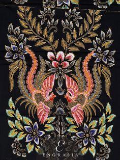 Batik Tulis Pekalongan KA-BAT-PK-W-2775 – Engrasia