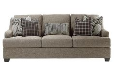 Teal shayla sofa at ashley furniture is it bad that i for Living room furniture 0 finance