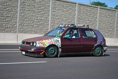 Golf Mk3, Honda Fit, Volkswagen, Bike, Cars, Modified Cars, Bicycle, Autos, Bicycles