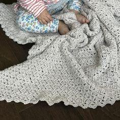 Baby Blanket Crochet PATTERN Oh So Sweet Baby Blanket | Etsy