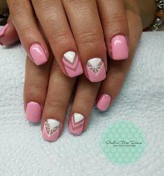 #unhasdegel #gel #notpolish #carolinadiasferreira #nailstylist #designer #nails #nailart