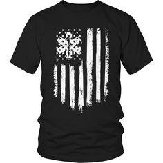 Limited Edition T-shirt Hoodie - EMT Flag