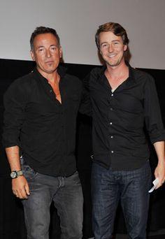 Like a Vision - Bruce Springsteen e il Cinema - Edward Norton