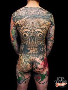 Tibetan Skulls!   Tattoo Designs, Books and Flash   Last Sparrow Tattoo
