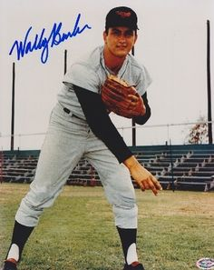 ce1a2a74a AAA Sports Memorabilia LLC - Wally Bunker Autographed Baltimore Orioles  8x10 Photo
