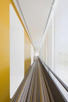 Fraunhofer Headquarters, Porto, 2011 - Pedra Silva Arquitectos