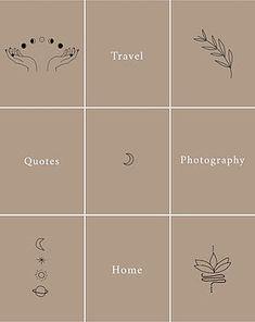 Instagram Logo, Free Instagram, Desert Dream, Free Cover, Mini Drawings, Orange You Glad, Moon Magic, Instagram Highlight Icons, Moon Child