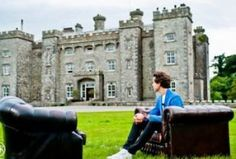 Mika in Dublin for X Factor