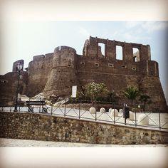 squillace (cz) castello normanno