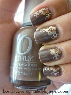 CLICK.TO.SEE.MORE.eldressico.com Nail-Art by #Konadcoverednails ♥•♥•♥