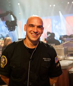 Michael D. Symon, a James Beard Foundation Award-winning American chef, restaurateur, television personality, and author.