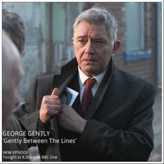 Inspector George Gently returns to our screens tonight at 8.30pm on BBC One! Series 6 starts with 'Gently Between The Lines', are you as excited as us?