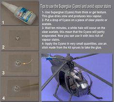 Tips from JM.Villalba (found on facebook)