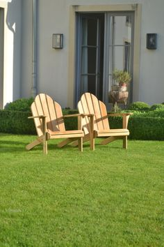 Long Island chair from Gloster
