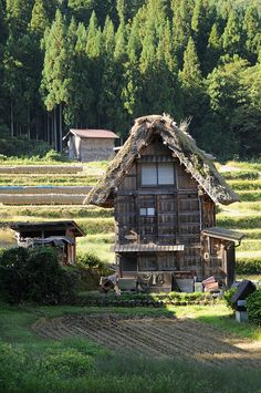 Historic Village of Shirakawa-go 白川郷