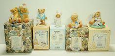 Cherished Teddies Easter Bunny Lot Lambs Jesamine Junior Chelsea Daisy Melissa