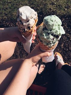 You can't buy happiness, but you can buy ice cream...soo it's basically the same thing