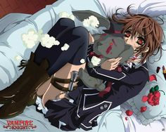 Vampire Knight Posters - Bing Images
