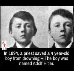 Facts about history, intersting history information WTF Facts : funny, interesting & weird facts Adolf Hitler should have drowned. I hate him so much he was so evil.