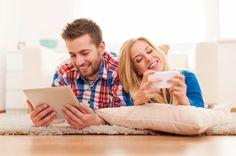 Мъжете и жените онлайн
