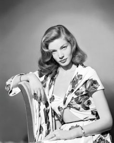 """Born as Betty Joan Perske Today, September in the legendary Lauren Bacall… """"You know how to whistle don't you Steve? You just put your lips together and blow."""" - Lauren Bacall as 'Slim' Browning in To Have and Have Not Over 65 film and. Hollywood Vintage, Hollywood Icons, Old Hollywood Glamour, Golden Age Of Hollywood, Hollywood Stars, Classic Hollywood, Hollywood Photo, Hollywood Fashion, Humphrey Bogart"""