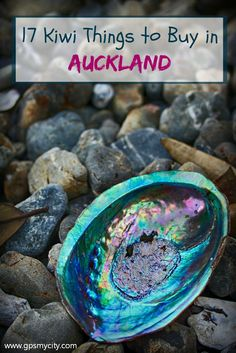 Are you traveling to Auckland in 2016? Here is an article to discover 17 local products to bring home from your trip. Happy shopping!