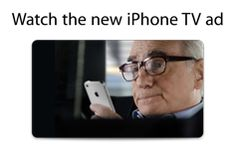 Watch the new iPhone TV ad