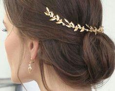 accessoires cheveux coiffure mariage chignon mariée bohème romantique retro, BIJOUX MARIAGE (166)