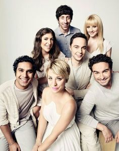 The Big Bang Theory cast                                                                                                                                                      More