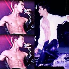 - November, 06 2015 suho abs official debut November, 07 2015 sehun abs official debut . WHO'S NEXT? #exoluxionintokyodome I CANT DIE YET THERE HAVE SEVEN GUYS WAY TO GO!!! - Admin Fany .