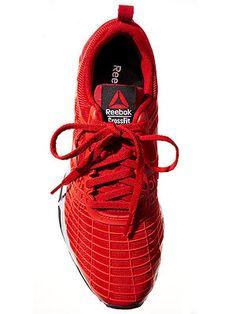 zapatos reebok rojos botines de mujer