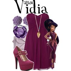"""""""Vidia"""" by tallybow on Polyvore"""