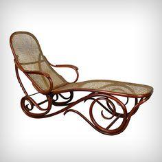 Chaise (circa 1880), Thonet
