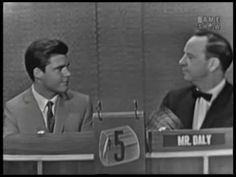 Ricky Nelson on 'What's My Line?'