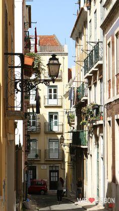 Lisboa - Lisbon, Portugal