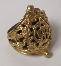 Finger ring, Europe, ca. 1576