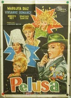 El Circo en el Cine: Pelusa ( 1960 )
