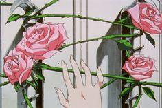 I love roses, all types. Living or dead.