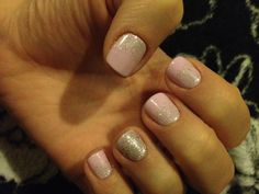 Shellac cake pop with glitter by Veronica:)