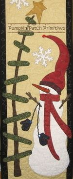 Winter Wishes Banner- this is a pattern created by my favourite quilt shop The Quilt Patch in Moose Jaw SK! Christmas Applique, Christmas Sewing, Primitive Christmas, Felt Christmas, Christmas Projects, Holiday Crafts, Christmas Quilting, Xmas, Christmas Snowman