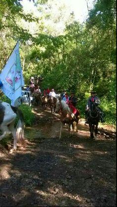 3ª cavalgada em Homenagem ao Bernardo Uglione