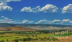 The Salmon Valley: http://fineartamerica.com/profiles/robert-bales/shop/all/all/all