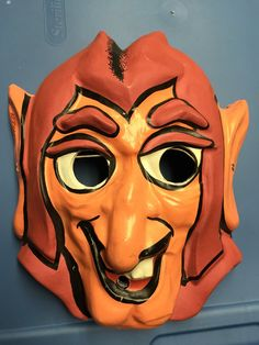 Super rare Count Chocula Halloween Mask. New old stock and very hard to find! a…