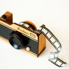 Love this vintage camera tape dispenser! Gotta have it for my photography desk!