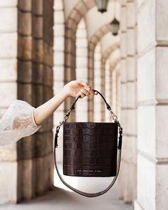 CHYLAK (@chylak.bags) • Фото и видео в Instagram Crocodile, Saddle Bags, Brown, Instagram, Fashion, Moda, Crocodiles, Fashion Styles, Brown Colors