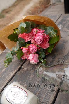 hanjogak flower handtied 1st