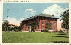 U. S. Marine Hospital Buffalo New York