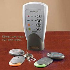 Car Key Finder - I WANT this!