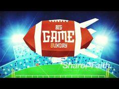 Super Sunday: Big Game Football Video - YouTube